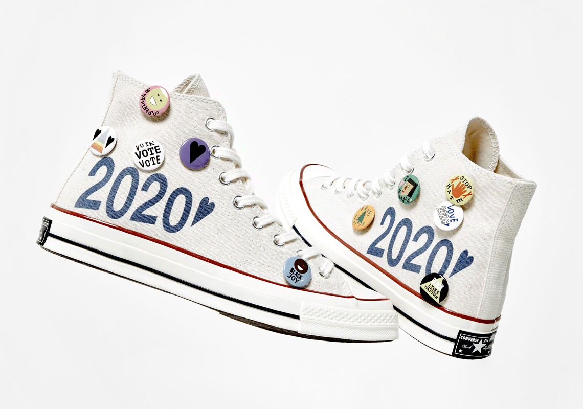 Custom Chuck Taylor All Star 1970s