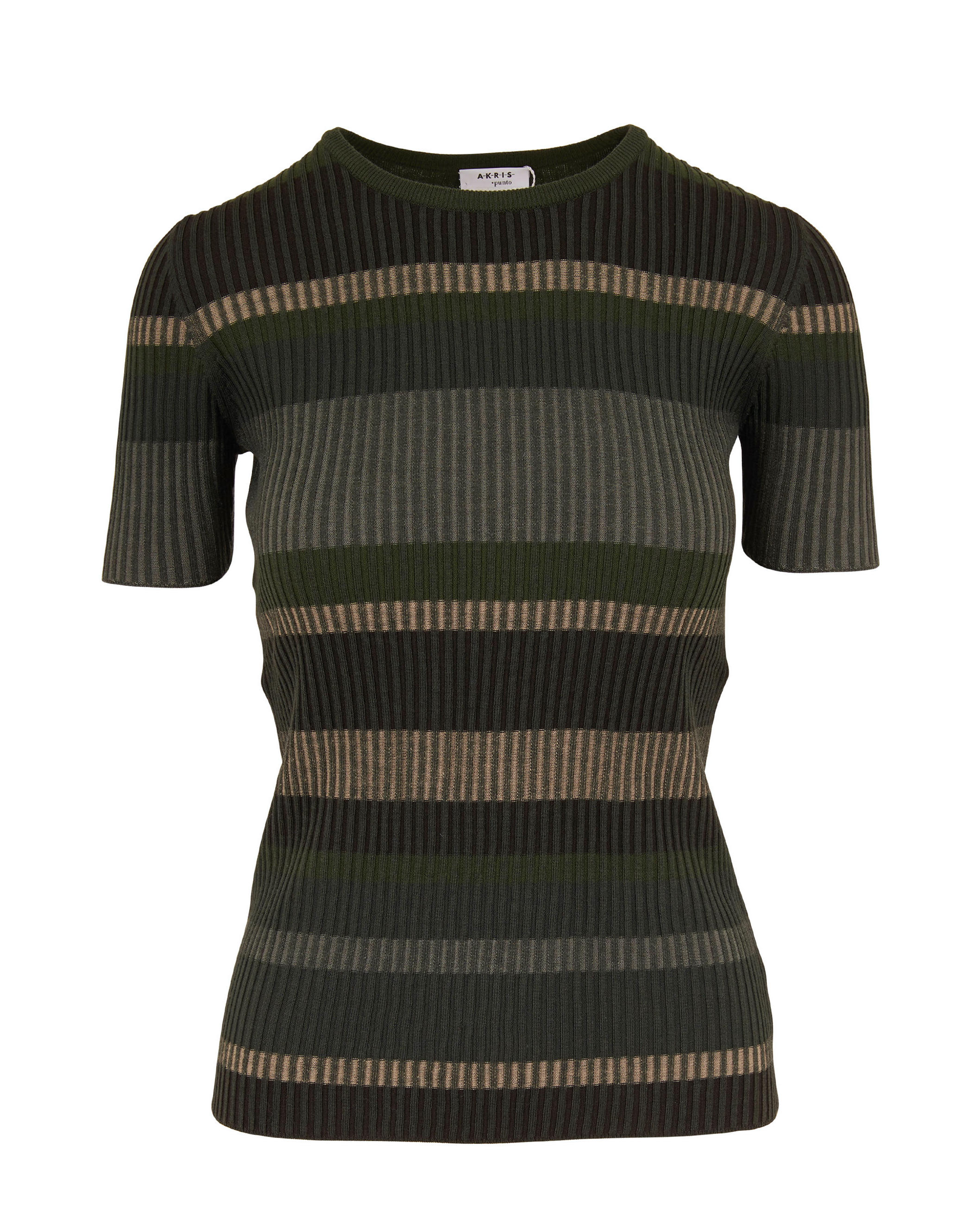 Akris Punto Ribbed T-Shirt