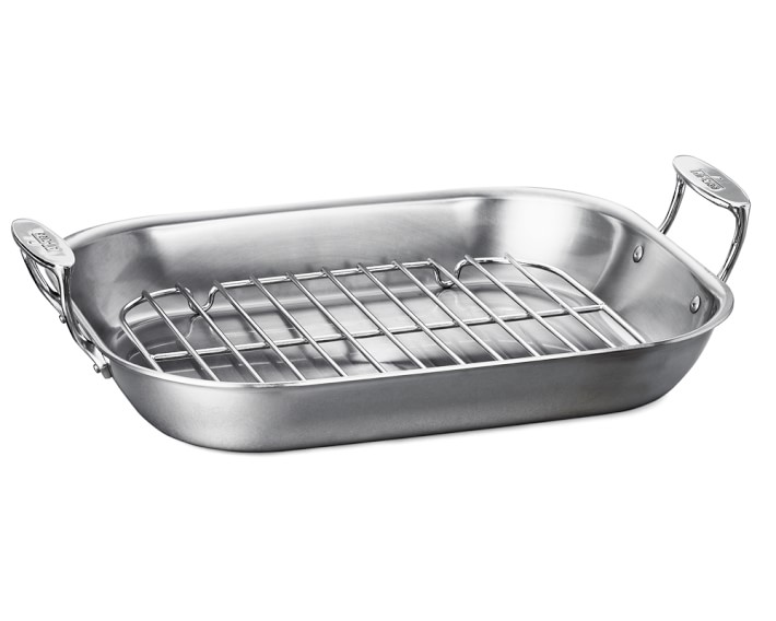 All-Clad Stainless-Steel Roasting Pan