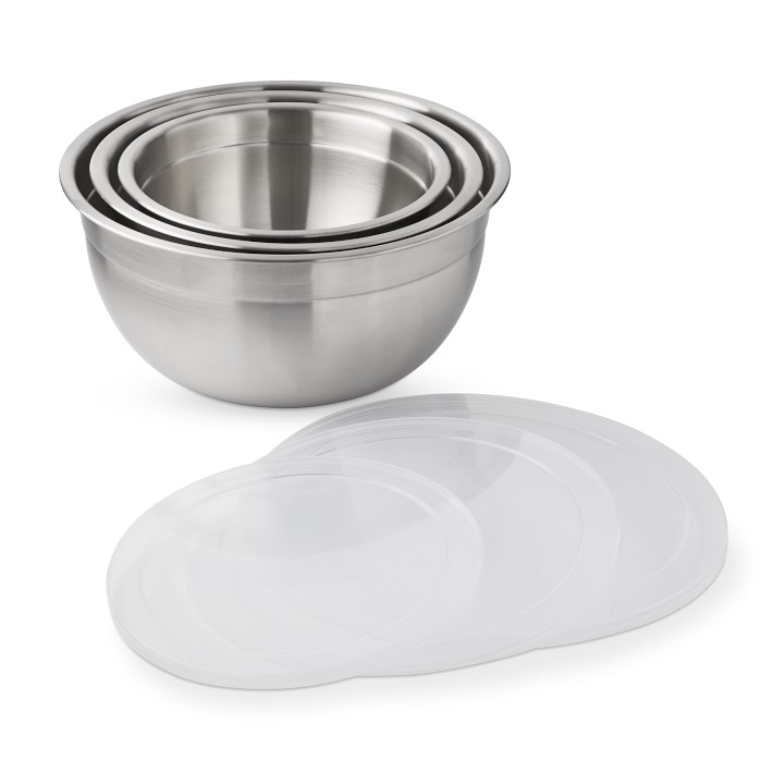 Williams Sonoma Stainless Steel Mixing Bowls