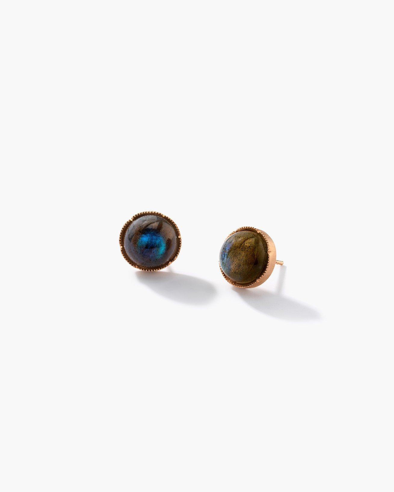 Irene Neuwirth Labradorite Stud Earrings
