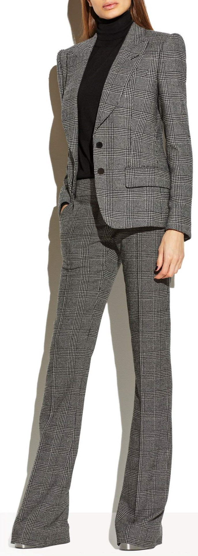 Tom Ford Prince of Wales Jacket and Pants