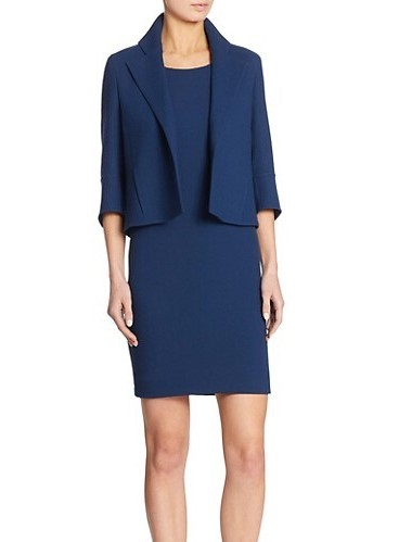 Akris Punto Jacket and Sheath Dress